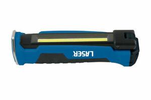 Laser 7651 Foldable Inspection Lamp - COB & LED 550lm Max
