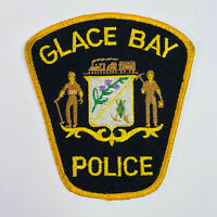 Glace Bay Police Nova Scotia Canada Patch