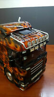 1/14 Tamiya Rc Truck Scania 6x4 Lightbar Set V2 Roof Front and Side