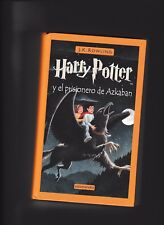 Harry Potter y el prisionero de Azkaban---J. K. ROWLING---hc---2011-Spanish Edit