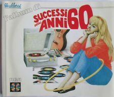 """CD X 2 -""""SUCCESSI DEGLI ANNI '60"""" (RITA PAVONE - PATTY PRAVO - GIANNI MORANDI)"""