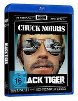 GOOD GUYS WEAR BLACK (TIGER) [Blu-ray] (1978) Chuck Norris Classic Import Movie