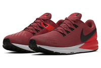 Nike Air Zoom Structure 22 Men's Running Shoes Red Sneakers 2019 - AA1636-600