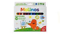 Malinos Babyzauber (ab 1 Jahr) 10 Malstifte NEU