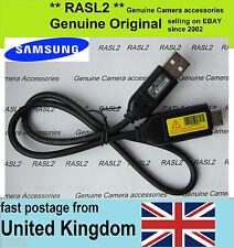 Original Samsung Cable Usb Aq100 Cl65 Cl80 Pl20 Pl21 Pl22 Tl9 St10 St90 St45 Ex1
