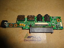 ASUS Eee PC 1005HA, 1001P portátil botón de encendido/USB/SATA BOARD. 08G2035HA13C