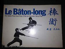 Livre le viet vo dao - Bâton Long