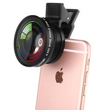 Zomei Mobile phone photography kits Wide Angle Lens&Macro Lens Filter for iphone