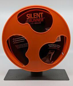 """Silent Runner Wheel 12"""" Regular Exercise Wheel for Sugar Gliders, Rats, Hamsters"""