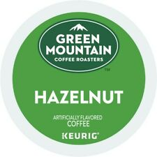 Green Mountain Coffee Hazelnut, Keurig K-Cup Pod, Light Roast, 48 Count