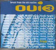 Oui3-Break from The old Routine cd maxi single