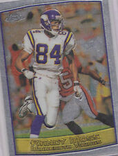 Topps Randy Moss Minnesota Vikings Original Football Cards
