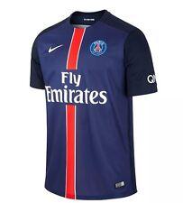 Nike Soccer Psg Paris St. Germain Home Jersey 15/16 Youth Boys Medium