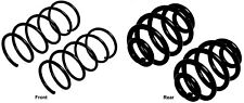 BMW Z3 Roadster E36 1.8 1.9 2.0 2.2 2.8 I Front & Rear Coil Springs 1995-2003