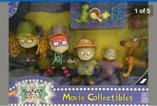 Nickelodeon The Rugrats Movie Collectibles Mattel 5 Dolls Figures 1998 NIP Rare