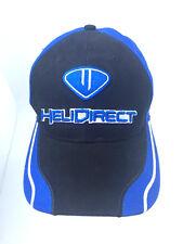 HeliDirect Promo Hat Drones RC Helicopters Baseball Cap Slideback