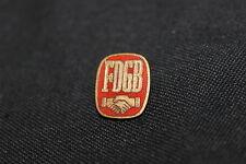 Pins Fdgb Germany badge