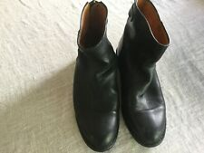 Women's Madewell boots size 6 black leather