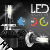 XENTEC LED HID Headlight kit H7 White for Mercedes-Benz CLK55 AMG 2001-2006