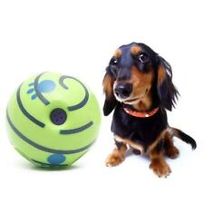 Wobble Wag Giggle Ball Dog Play Training Pet Toy With Funny Sound Hot No Harm B
