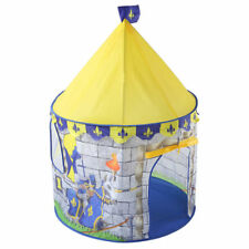 Kids Play Tent Prince Horse Castle Indoor Outdoor Park Garden Children Playhouse