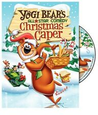 Yogi Bear's All-Star Comedy Christmas Caper (2010, DVD NEW)
