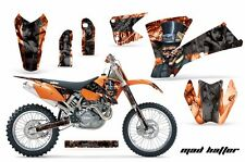 AMR Racing KTM C1 SX SXS EXC MXC Graphics Kit Bike Decal Sticker Part 01-04 MH O