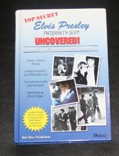 Elvis Presley Paternity Suit Uncovered! DVD/Book Fomat w 96 Pages 2006