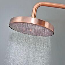 Red Antique Copper Brass  Round Rainfall Shower Head Bathroom Shower Head