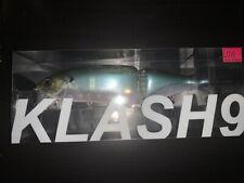 DRT Klash 9 LOW Float/Slow sink Monster Ghost swimbait (brand new, US Seller)