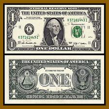 United States of America  (USA) 1 Dollar, 2009 P-530 Green Seal (K) Dallas Unc
