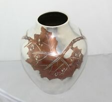 Vintage Wurttembergische Metallwarenfabrik W.M.F. IKORA Vase