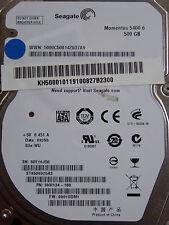 Seagate st9500325as/9hh134-188/0001sdm1/Wu - 500 Go Ordinateur Portable Disco rigido
