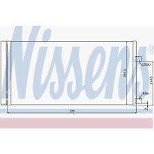Nissens Kondensator, Klimaanlage Renault Kangoo BE Bop,Laguna 940034 Renault
