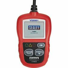 SEALEY EOBD Code Reader with Live Data  [VS8801]