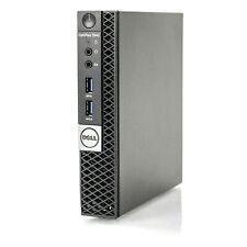 Dell optiplex 7040 micro tower Intel Core i7 6700T 16Gb RAM 128Gb Samsung ssd