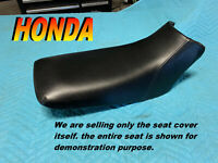 Honda TRX90 New seat cover 1993-05 TRX 90 Fourtrax Black 706B