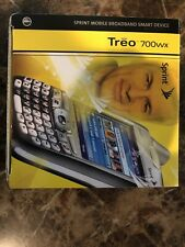 Palm Treo 700wx- Silver (Sprint) Smartphone w/ Usb Cable, Travel Charger