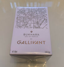 Bukhara Eau De Parfum by Gallivant for men,  30ml, new