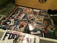 NFL *HOT PACK* 5 specials= 1 auto or relic 4 numbered cards + 10 bonus cards