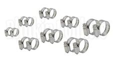 JUBILEE CLIPS HOSE CLAMP PIPE 16pc SET 13MM - 32MM WATER TAP GARAGE PLUMBING 32C