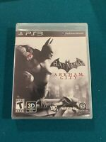 Batman: Arkham City (Sony PlayStation 3, 2011) BRAND NEW SEALED