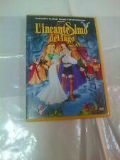 L'INCANTESIMO DEL LAGO RARO DVD ANIMAZIONE (REGISTA RED E TOBY) COLUMBIA  1995