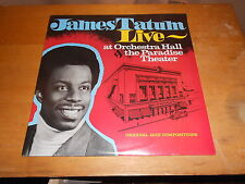 James Tatum SEALED 70s DETROIT SPIRITUAL JAZZ LP Live at Orchestra Hall ORIGINAL