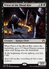 MTG Magic ORI - Priest of the Blood Rite/Prêtre du sacre du sang, English/VO