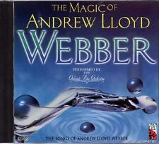THE MAGIC OF ANDREW LLOYD WEBBER ~ CD ~ PERFOMRED by ORLANDO POPS ORCHESTRA