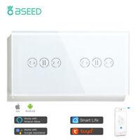 WLAN Smart Touch Shutter Schalter Doppelt Vorhang WIFI Wand Sensor Schalter APP