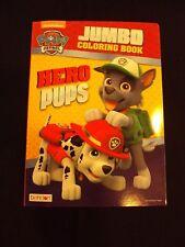 New Nickelodeon Hero Pups Coloring & Activity Book ~ Girl/Boys Kids Paw Patrol