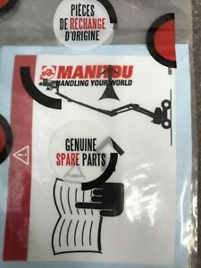 MANITOU SAFETY LABLE STICKER DECAL 597622