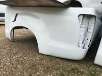 Isuzu D Max Rear Quarter Extended Cab Tub Buck Rear End | Isuzu D-Max NS Quarter